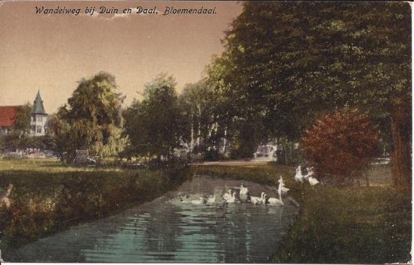 Lage Duin en Daalscheweg, Hotel Duin en Daal (1)