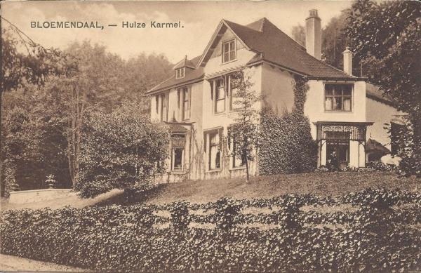Midden Duin en Daalscheweg, Huize Karmel (1)