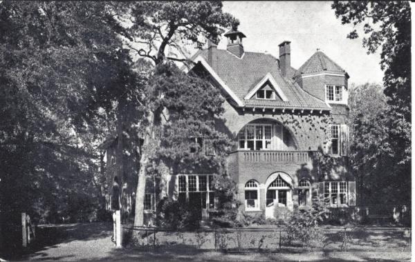 Rijperweg, Villa Lommeroord - Convalesco