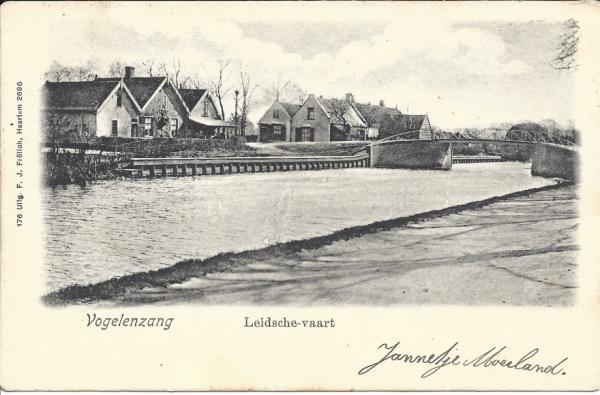 Leidschevaart, 1902
