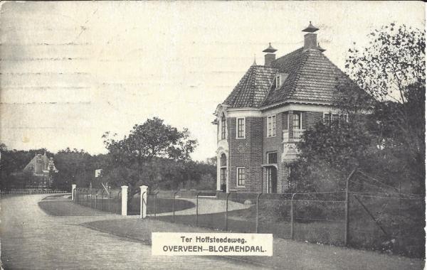 Ter Hoffsteedeweg, 1915 (1)