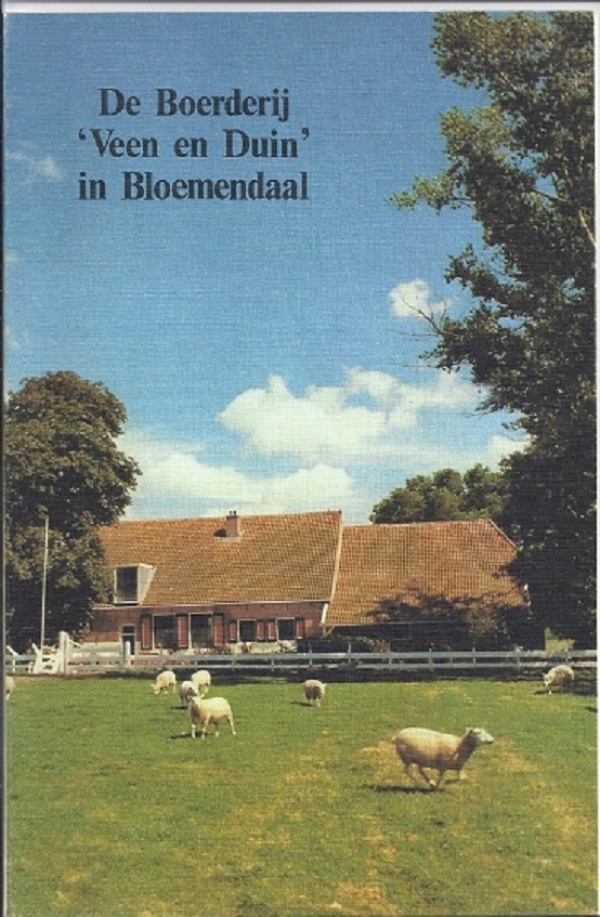 De Boerderij Veen en Duin in Bloemendaal