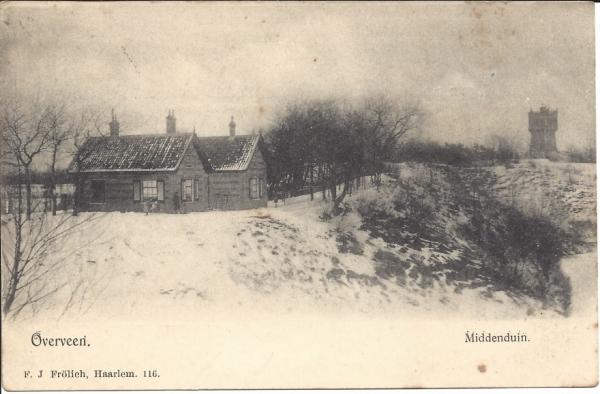 Middenduin, 1902