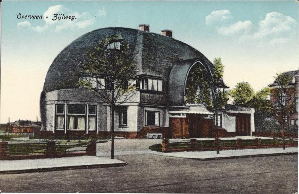 Zijlweg, Villa d'Olifant