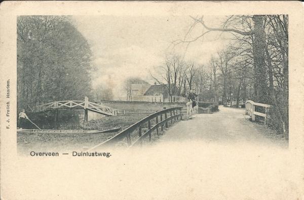 Duinlustweg, 1902