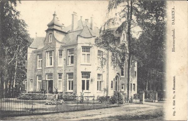 Mollaan, Villa Rodesteijn, 1904