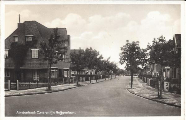 Constantijn Huygenlaan