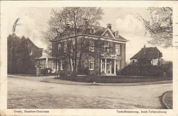 Ter Hoffsteedeweg, Villa Voorduin, 1918