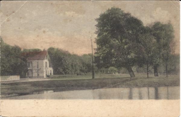 Lage Duin en Daalscheweg, Halve Maantje, 1902
