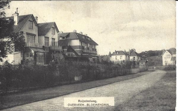 Ruijsdaelweg, 1916