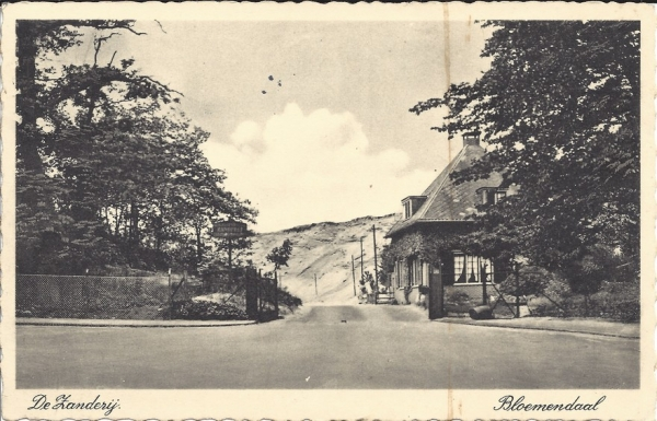 Duinlust, Zanderij, 1935 (1)