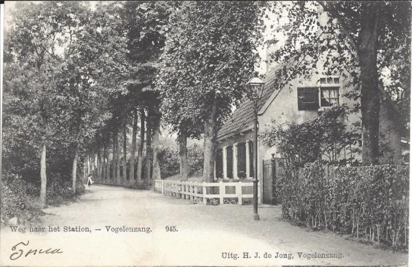 Bekslaan, 1904