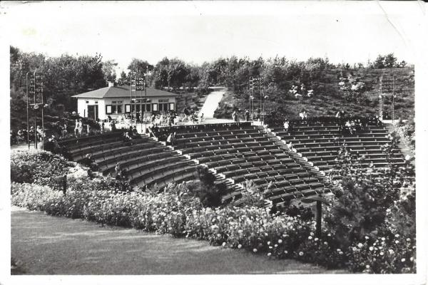Hooge Duin en Daalscheweg, Openluchttheater, 1952