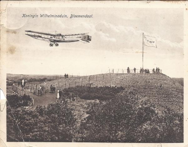 Hooge Duin en Daalscheweg, 't Kopje, Koningin Wilhelminaduin,19