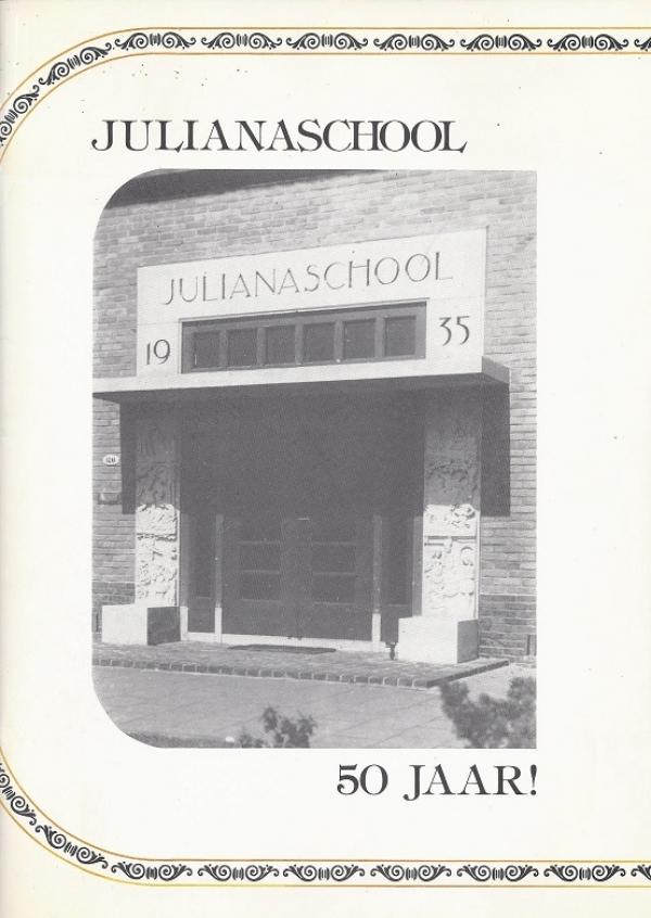 Julianaschool 50 jaar!