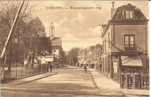 Bloemendaalscheweg, hoek Tetterodeweg (2)