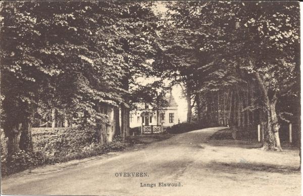 Elswoutslaan, 1915