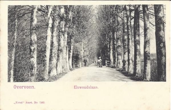 Elswoutslaan, 1904