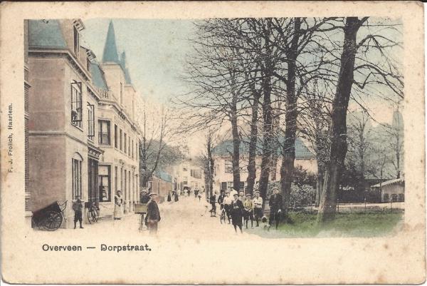 Zijlweg, 1901 (2)